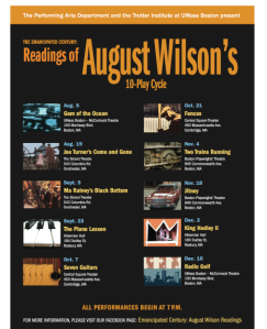 august wilson and rasism